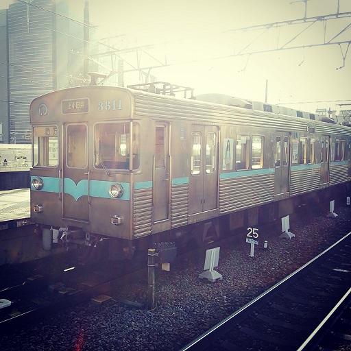 豊田市駅にて02@鶴舞線