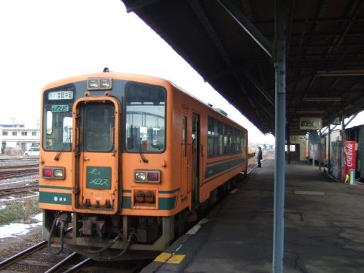 津軽鉄道レールバス