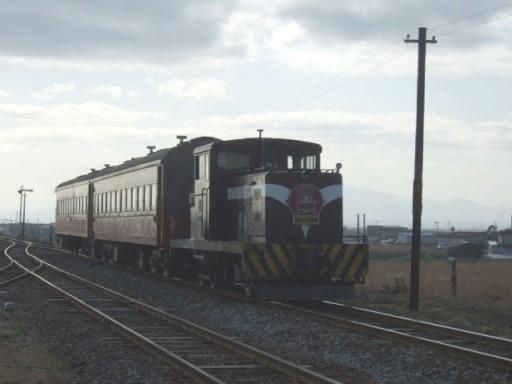 ストーブ列車01