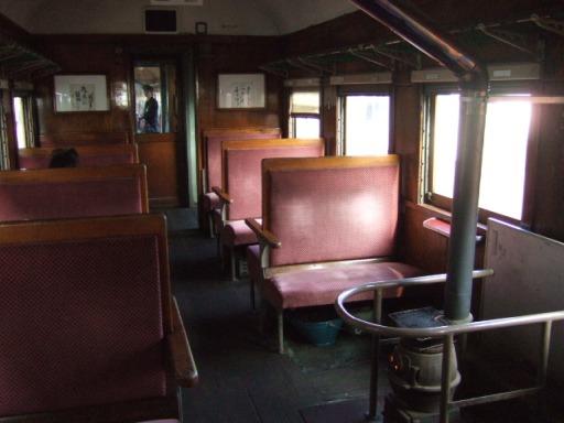 ストーブ列車03