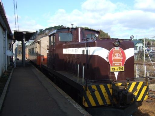 ストーブ列車05