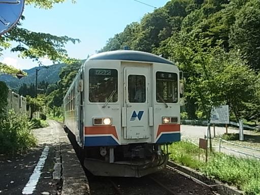 北濃駅04