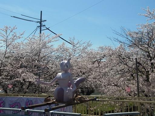 高田橋駅にて02