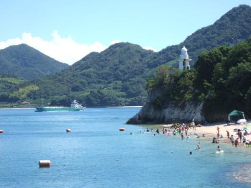 大久野島の海01