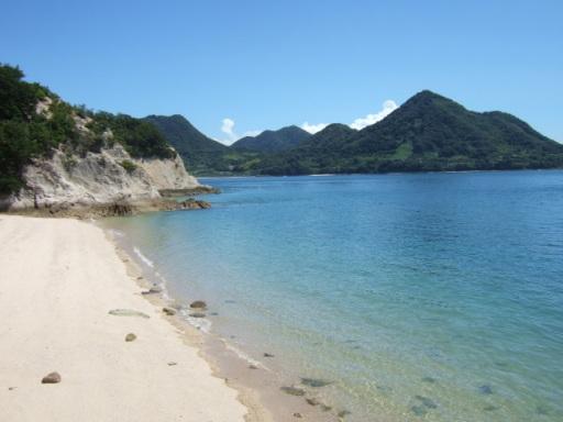 大久野島の海02