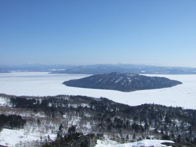 美幌峠からの屈斜路湖02