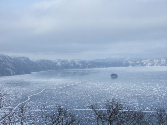 摩周湖第一展望台から01