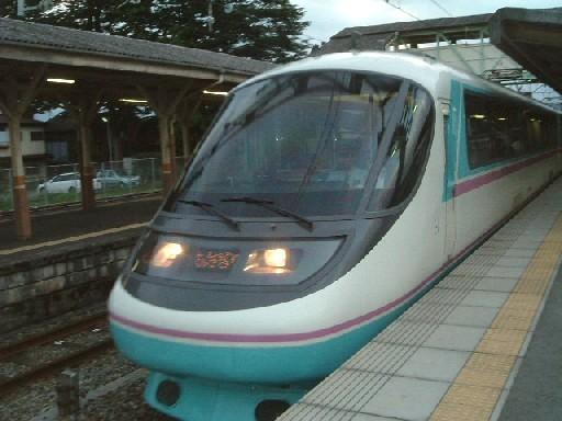 RSE車:20000形