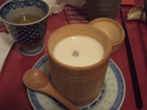 凛林杏仁豆腐