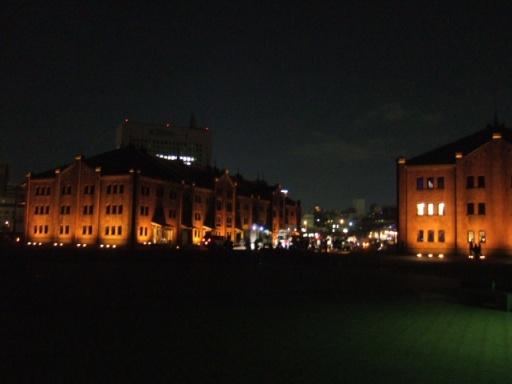 横浜赤レンガ倉庫01