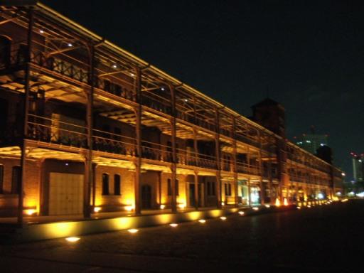 横浜赤レンガ倉庫02