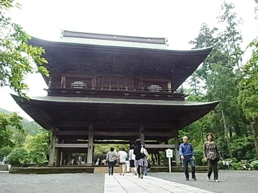 円覚寺三門
