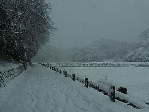 寺家ふるさと村(雪)05