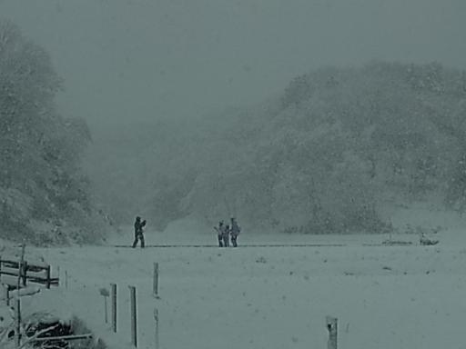 寺家ふるさと村(雪)08