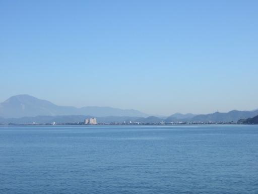 彦根港~竹生島間