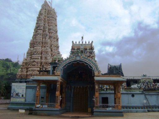 ヒンズー寺院01