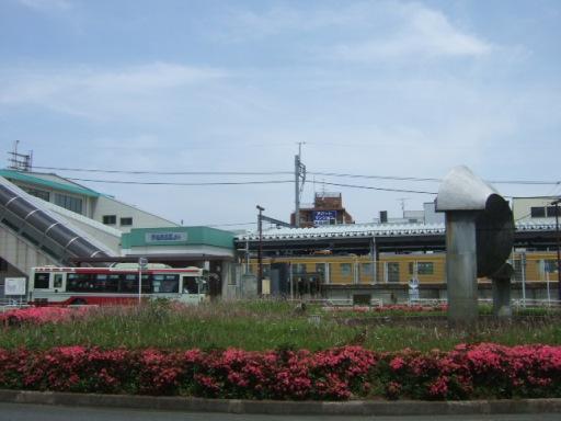 西武柳沢駅01