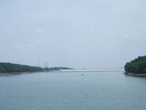 村山貯水池01(※多摩湖)